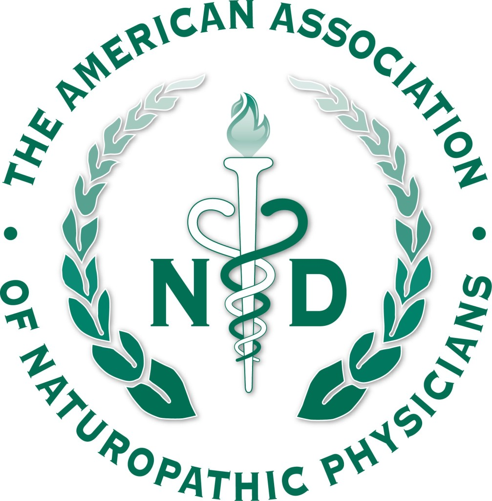 The American Association of Naturopathic Physicians - AANP Logo